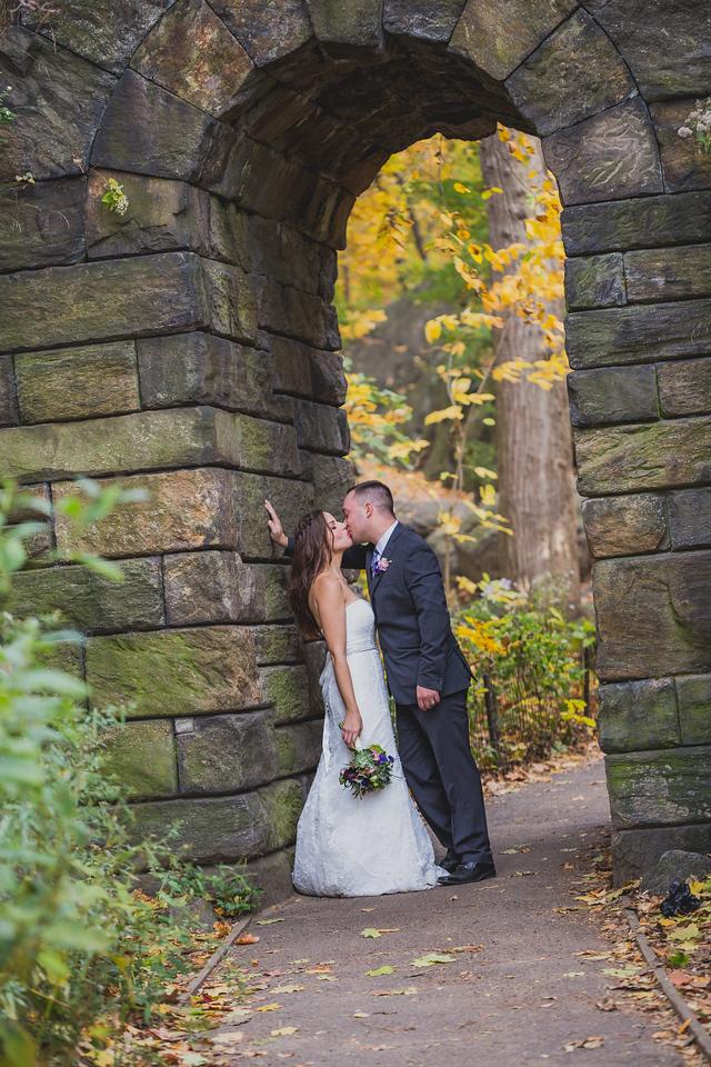 Central Park Wedding - Amiee & Jeff-134