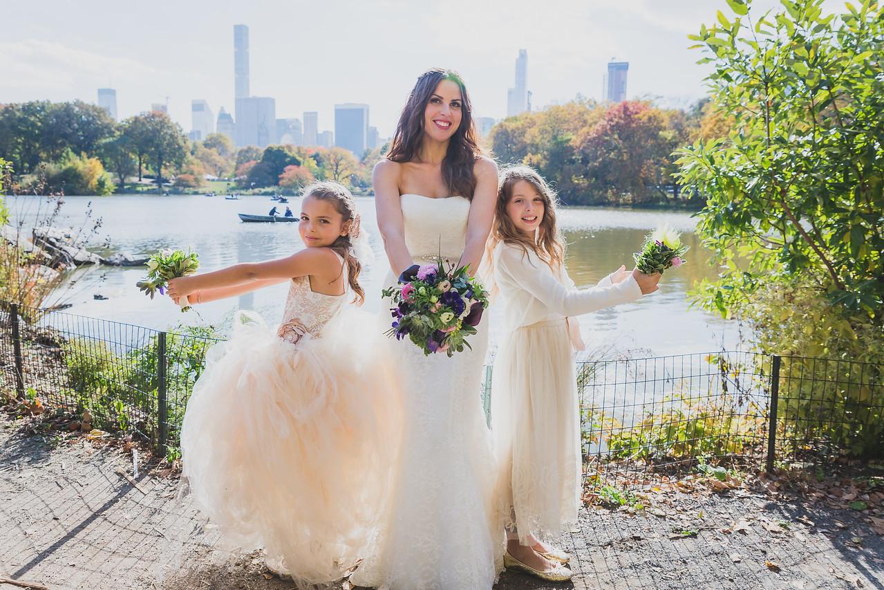 Central Park Wedding - Amiee & Jeff-82
