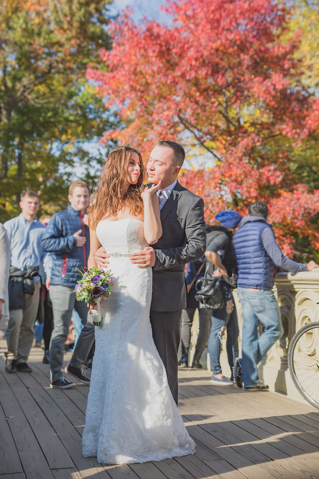 Central Park Wedding - Amiee & Jeff-160