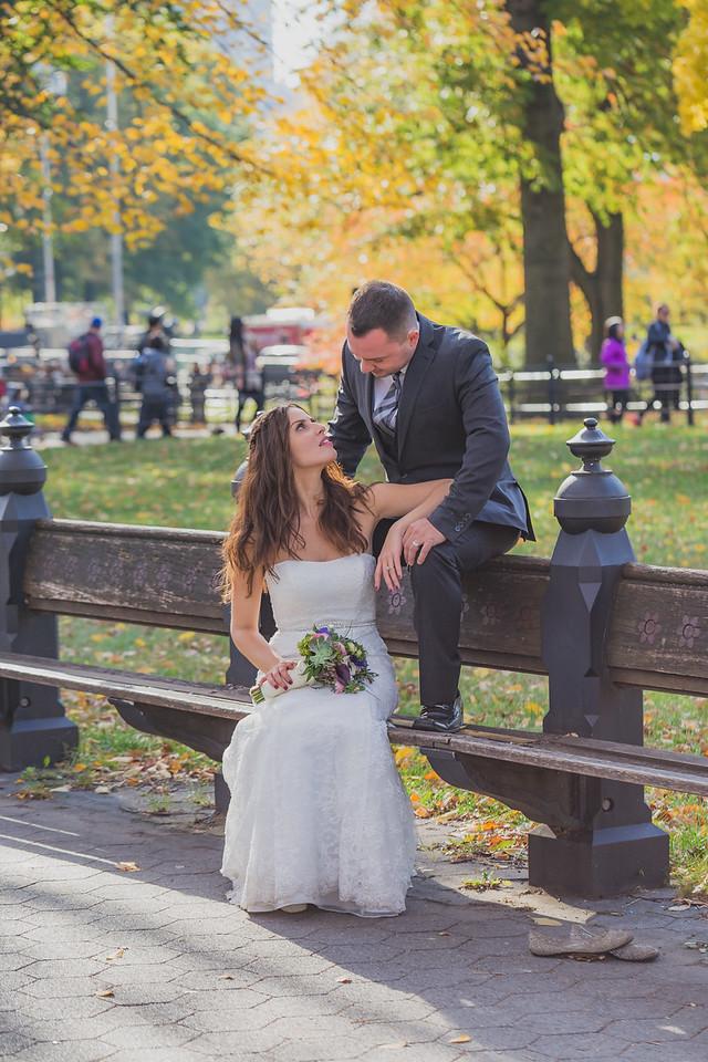Central Park Wedding - Amiee & Jeff-171