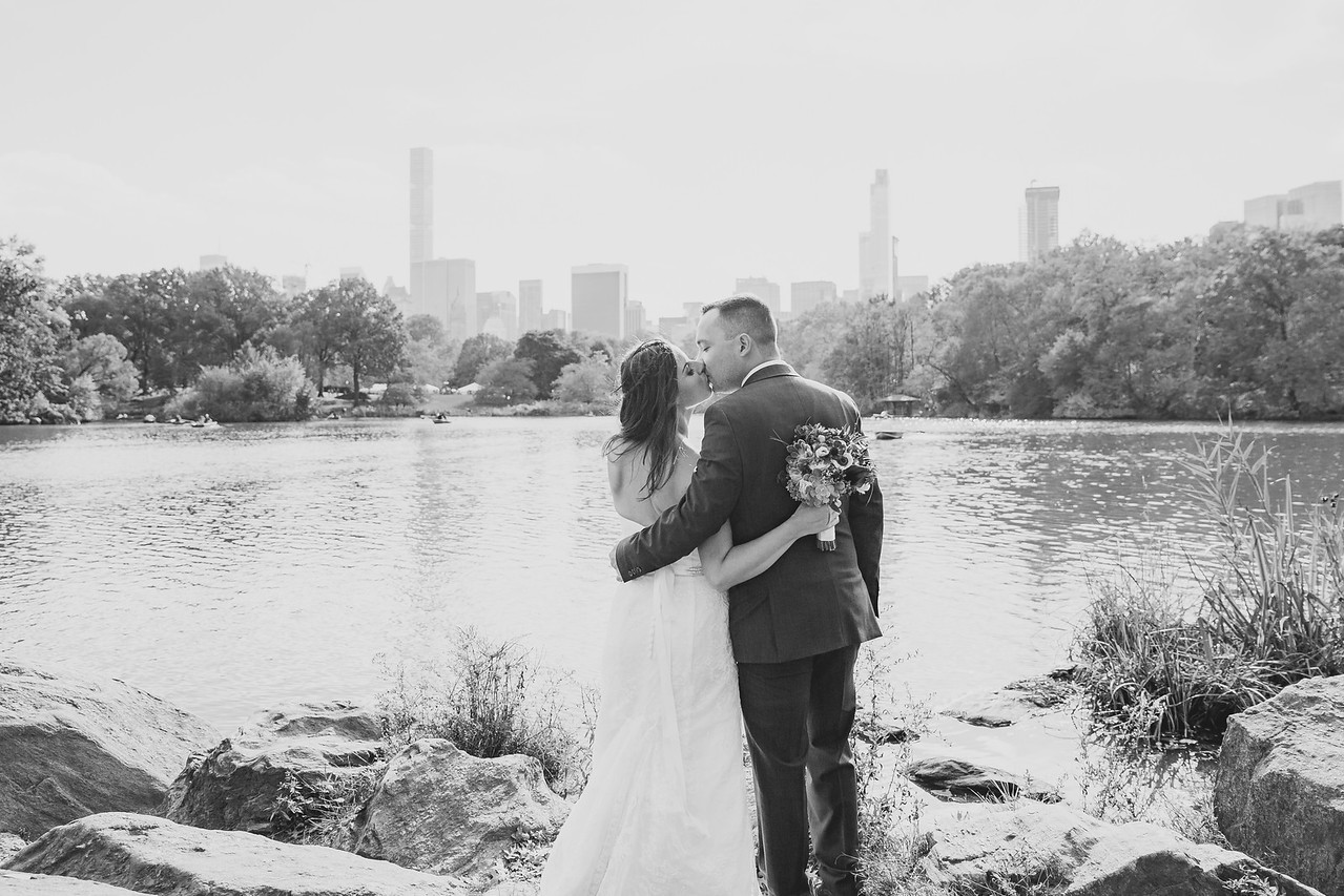 Central Park Wedding - Amiee & Jeff-129