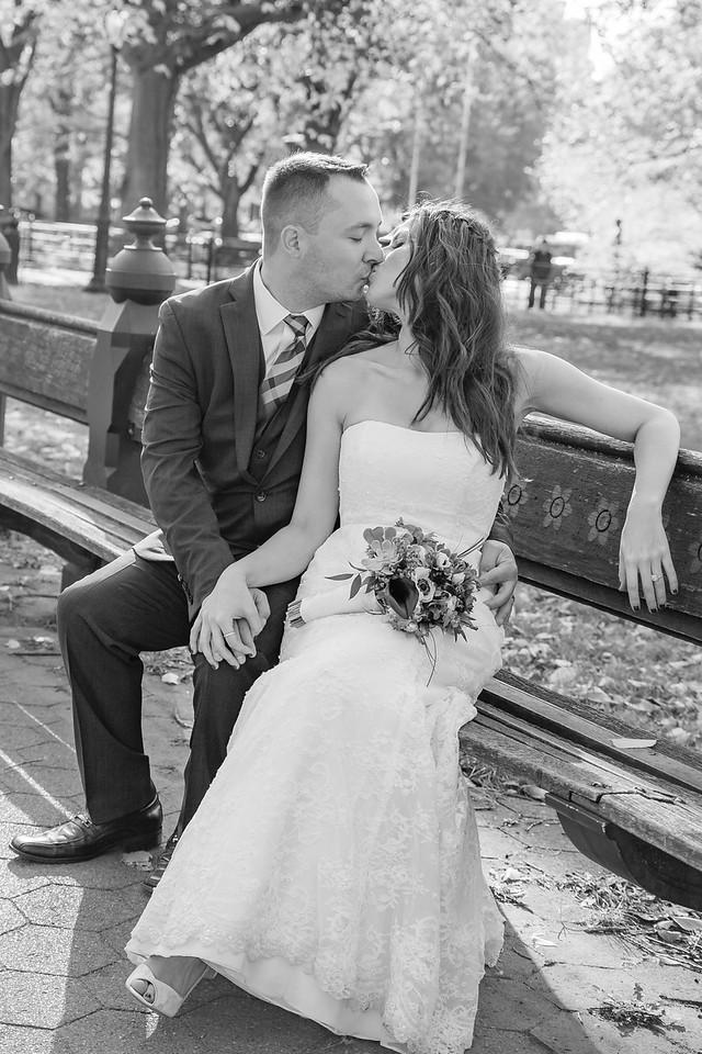 Central Park Wedding - Amiee & Jeff-177