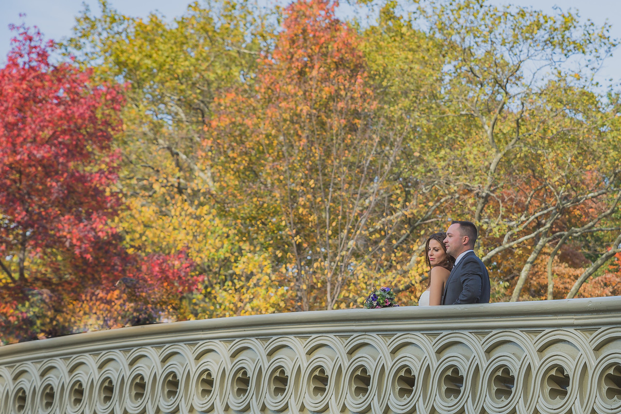 Central Park Wedding - Amiee & Jeff-170