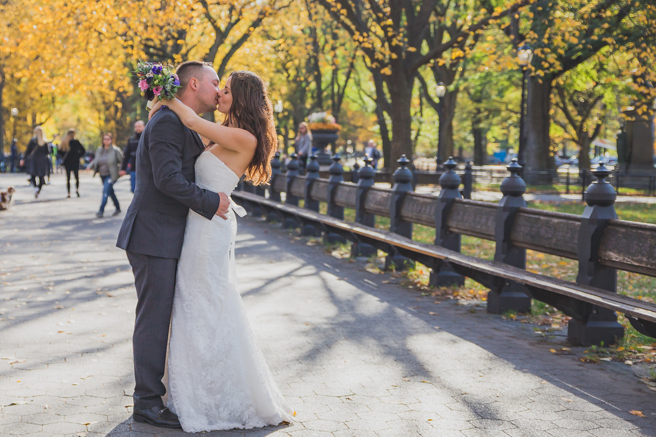 Central Park Wedding - Amiee & Jeff-178