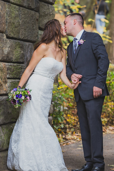 Central Park Wedding - Amiee & Jeff-137