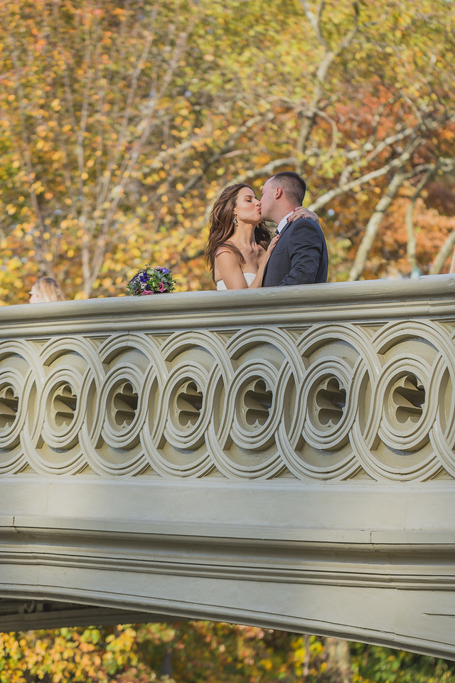 Central Park Wedding - Amiee & Jeff-167