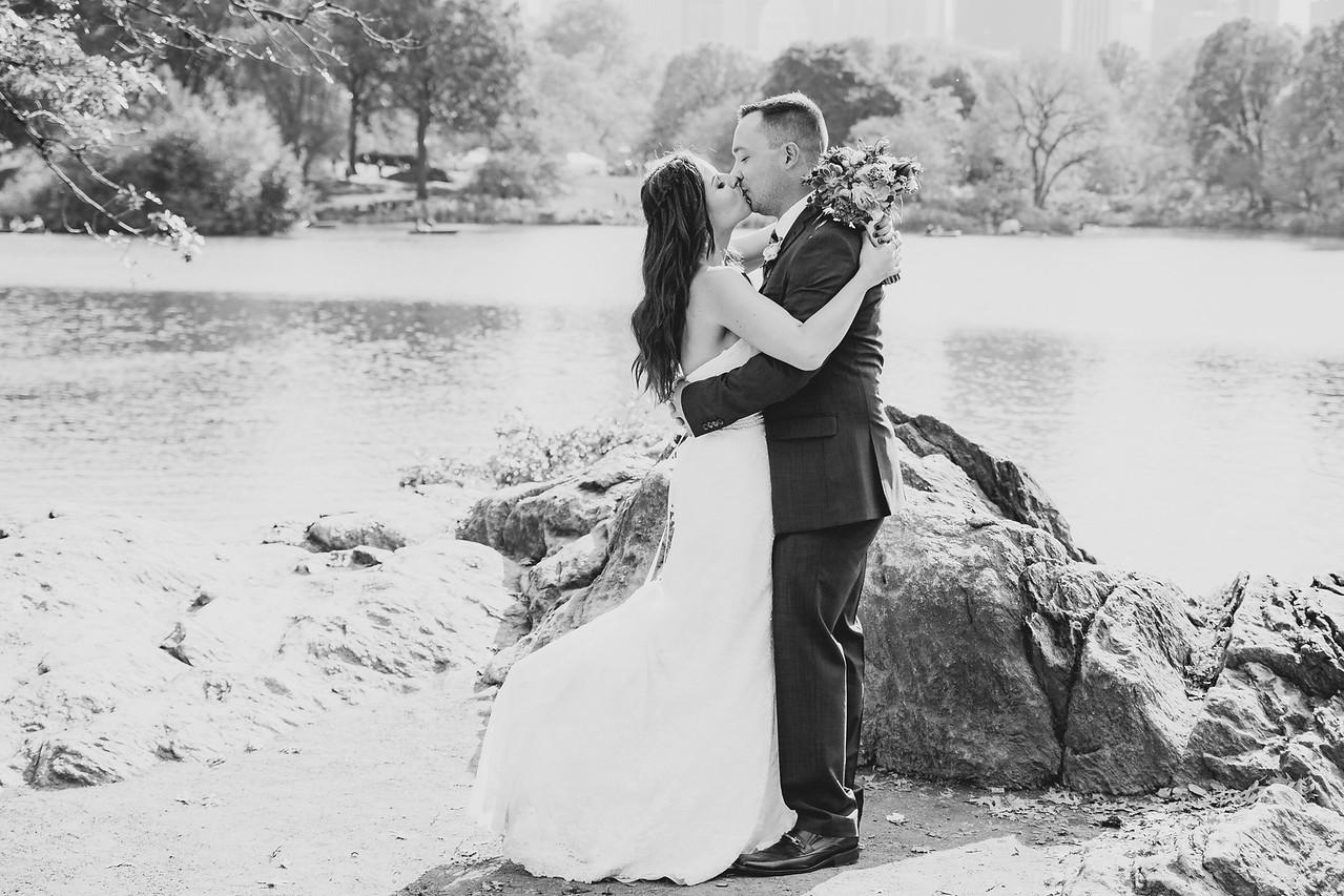 Central Park Wedding - Amiee & Jeff-115