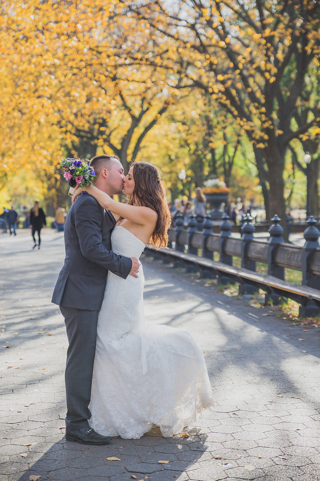 Central Park Wedding - Amiee & Jeff-179