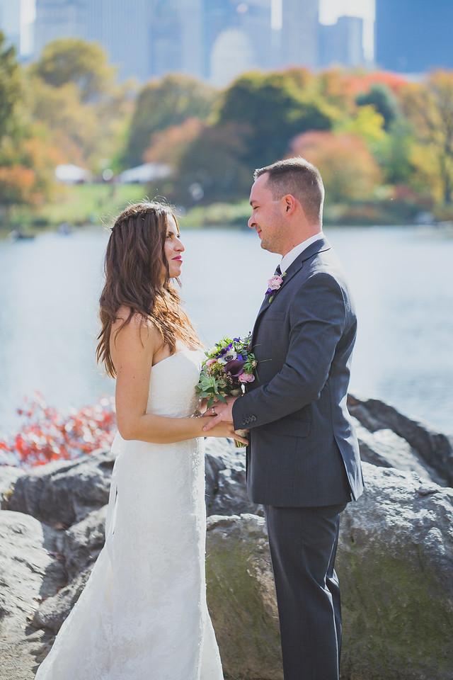 Central Park Wedding - Amiee & Jeff-107
