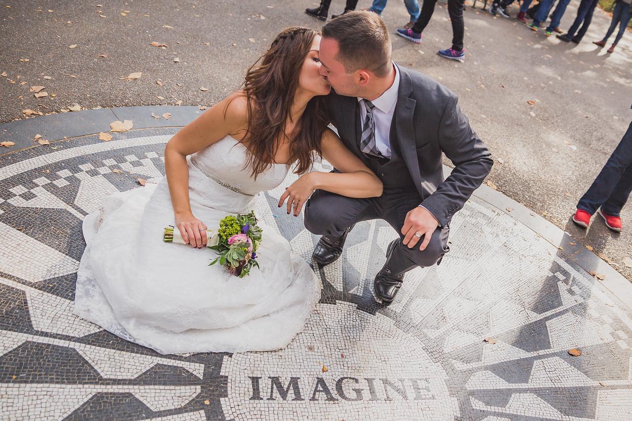 Central Park Wedding - Amiee & Jeff-198