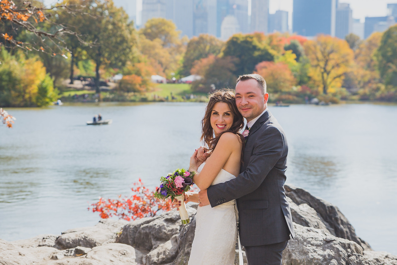 Central Park Wedding - Amiee & Jeff-119
