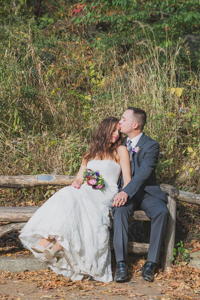 Central Park Wedding - Amiee & Jeff-147