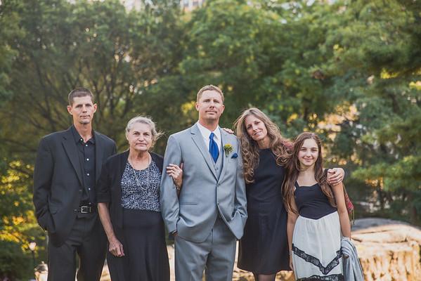 Central Park Wedding - Angela & David-1