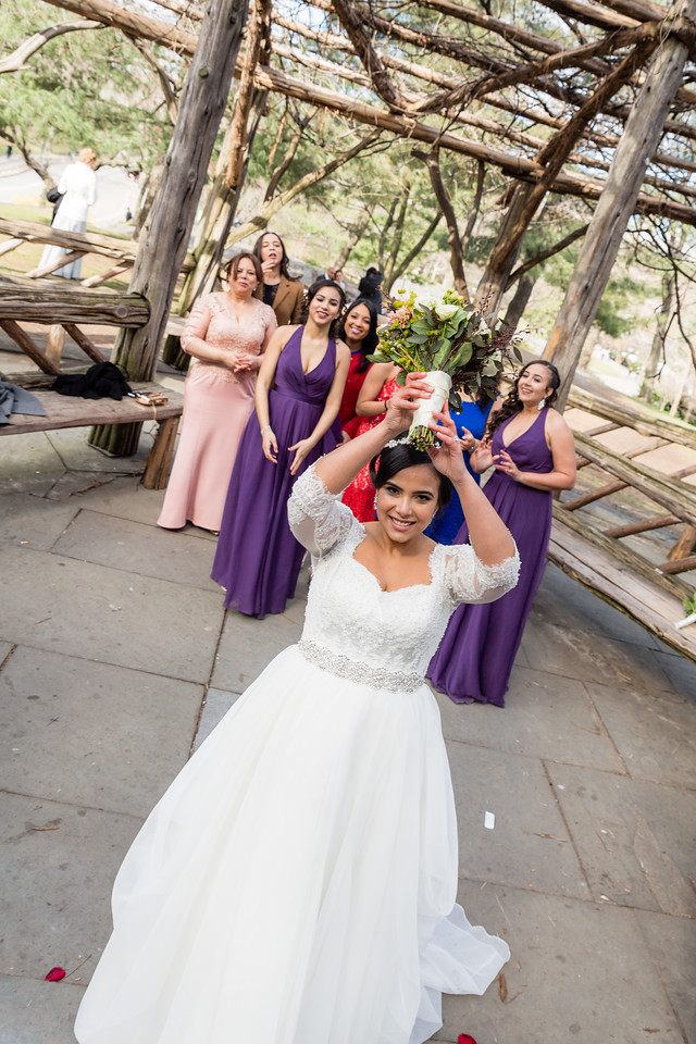 Central Park Wedding - Ariel e Idelina-141