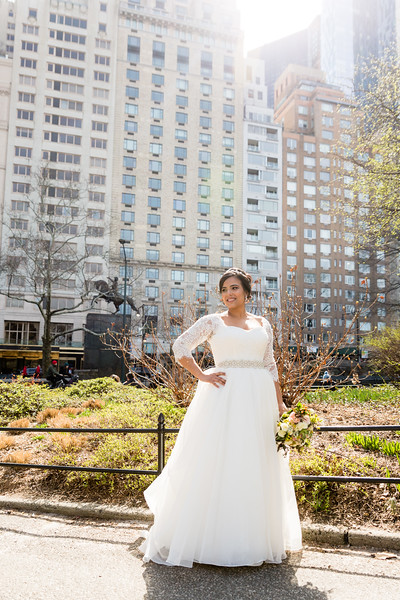 Central Park Wedding - Ariel e Idelina-12