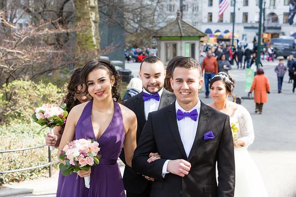 Central Park Wedding - Ariel e Idelina-13
