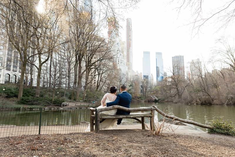 Central Park Wedding - Ariel e Idelina-237