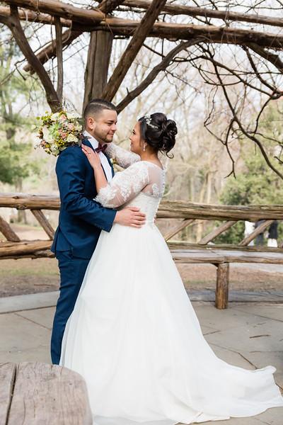 Central Park Wedding - Ariel e Idelina-165