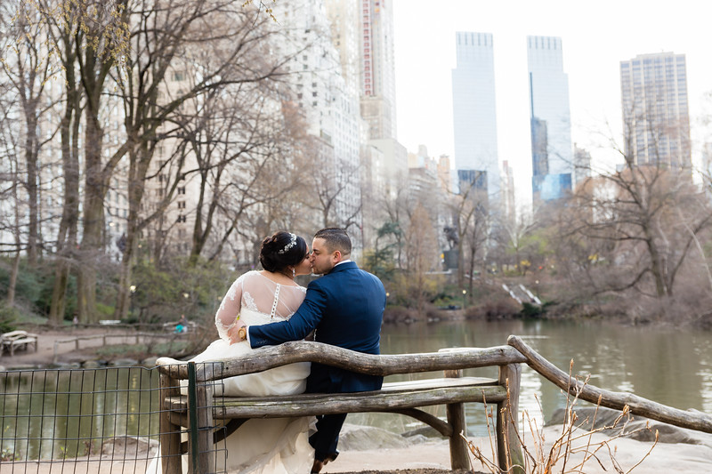 Central Park Wedding - Ariel e Idelina-239
