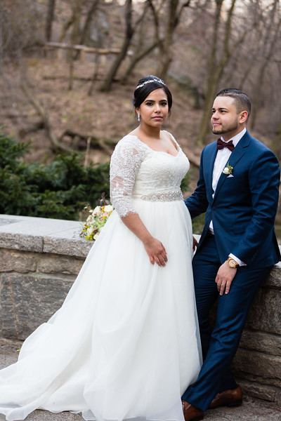 Central Park Wedding - Ariel e Idelina-229