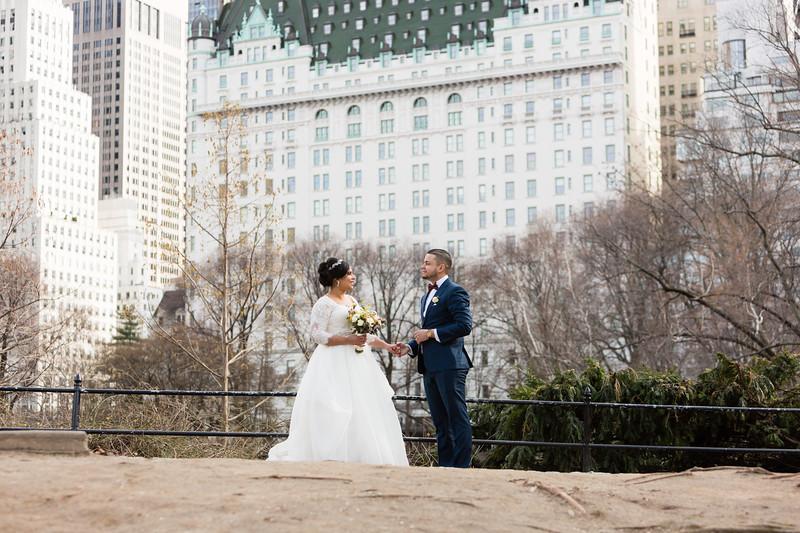 Central Park Wedding - Ariel e Idelina-244