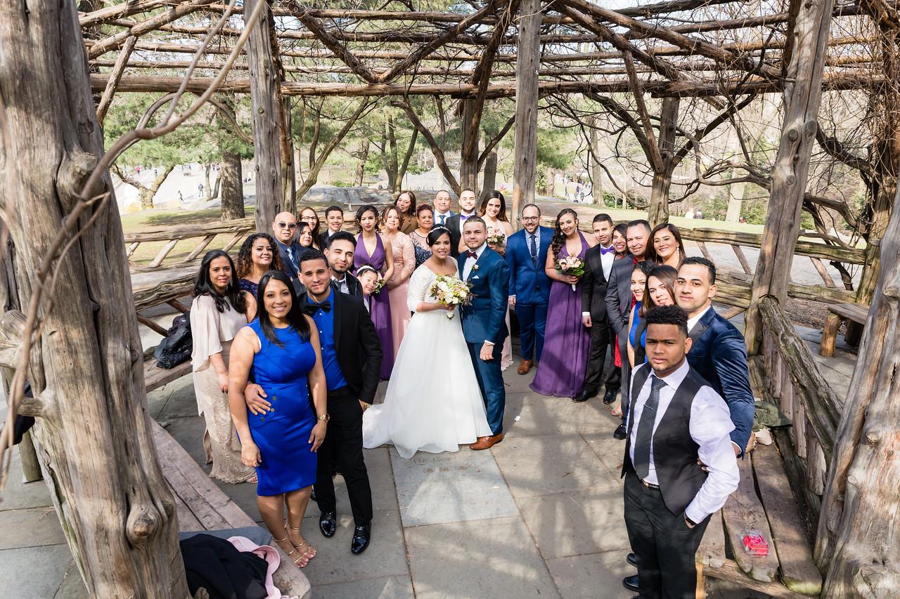 Central Park Wedding - Ariel e Idelina-123