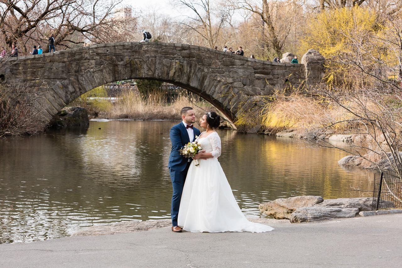 Central Park Wedding - Ariel e Idelina-262