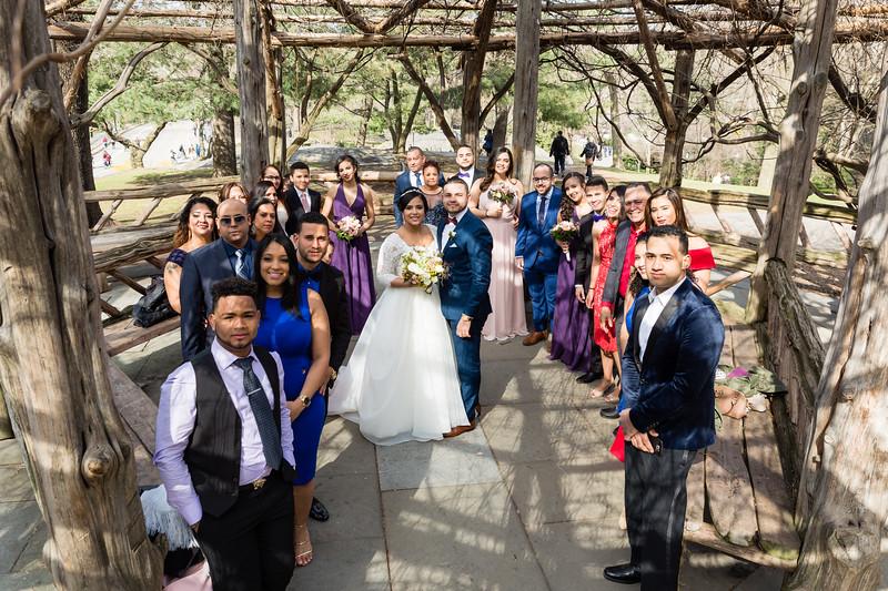 Central Park Wedding - Ariel e Idelina-119
