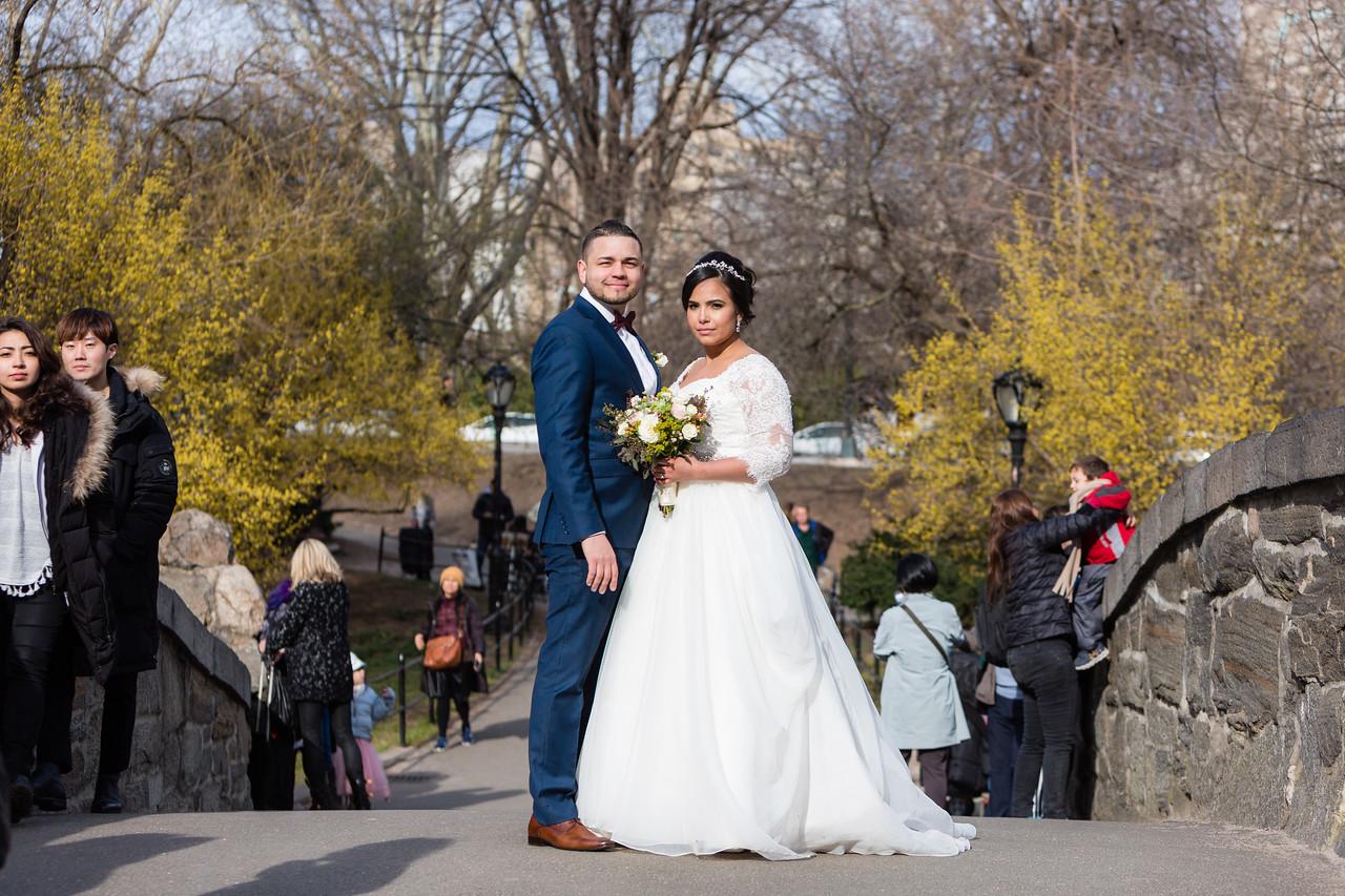 Central Park Wedding - Ariel e Idelina-255
