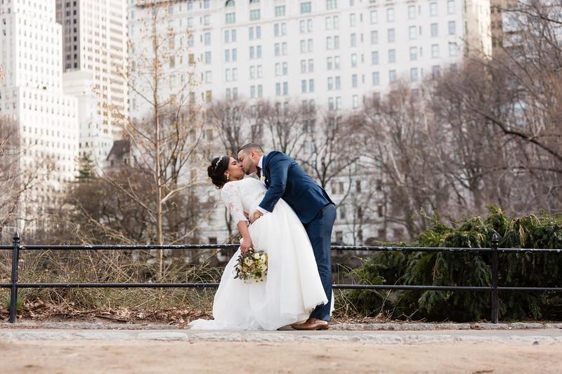 Central Park Wedding - Ariel e Idelina-249