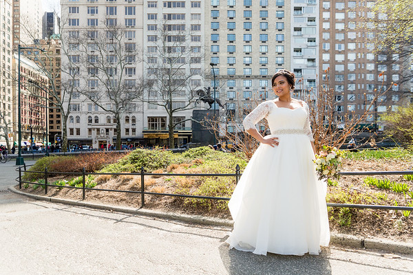 Central Park Wedding - Ariel e Idelina-11