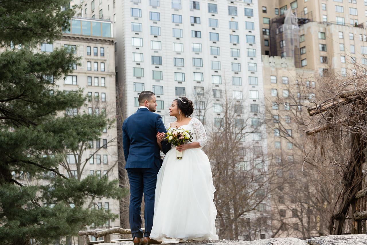 Central Park Wedding - Ariel e Idelina-212