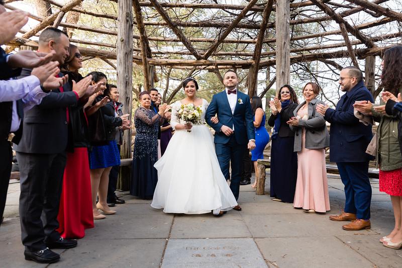 Central Park Wedding - Ariel e Idelina-67