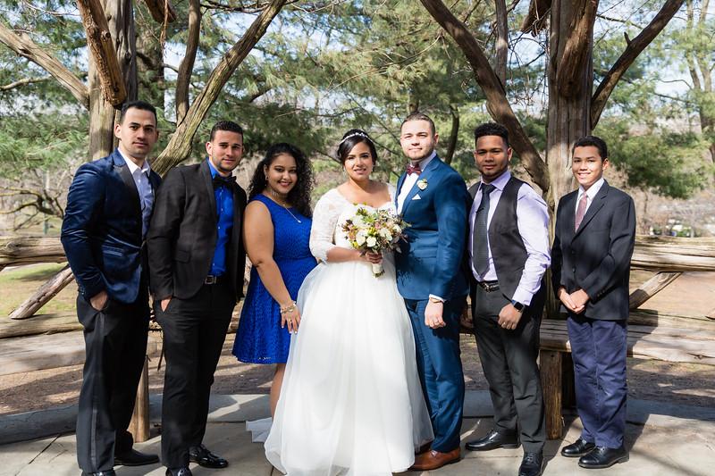 Central Park Wedding - Ariel e Idelina-107