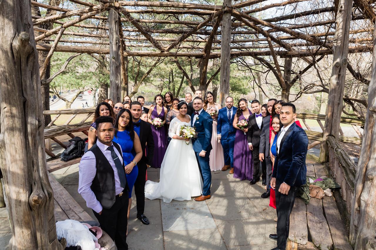 Central Park Wedding - Ariel e Idelina-122