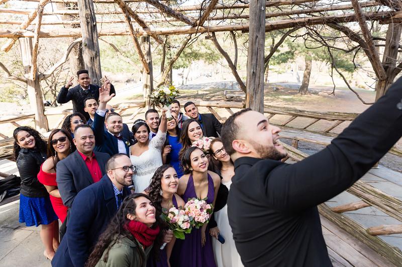 Central Park Wedding - Ariel e Idelina-76
