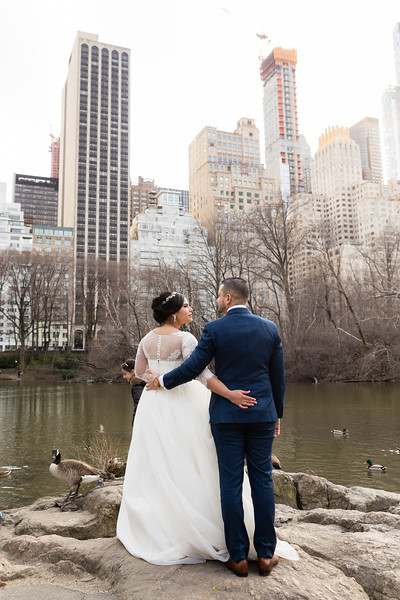 Central Park Wedding - Ariel e Idelina-265