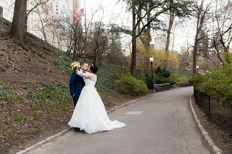 Central Park Wedding - Ariel e Idelina-232