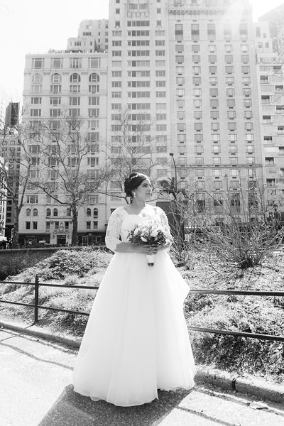 Central Park Wedding - Ariel e Idelina-1