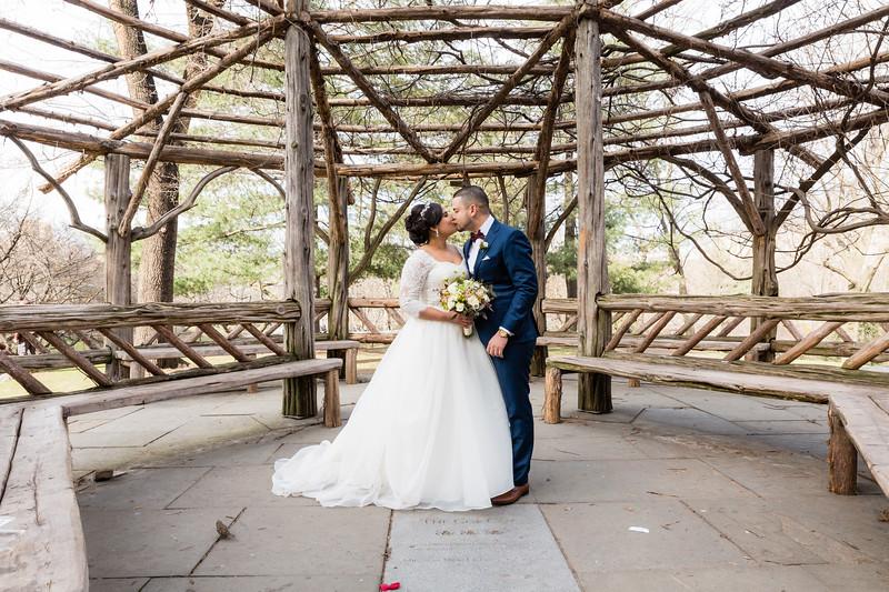 Central Park Wedding - Ariel e Idelina-178