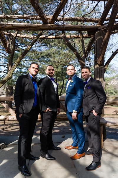 Central Park Wedding - Ariel e Idelina-90