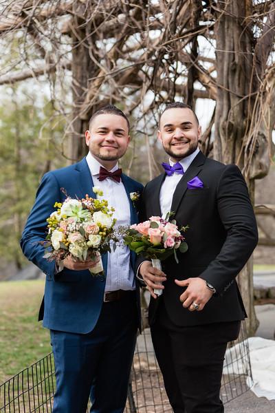 Central Park Wedding - Ariel e Idelina-195