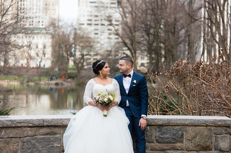 Central Park Wedding - Ariel e Idelina-225
