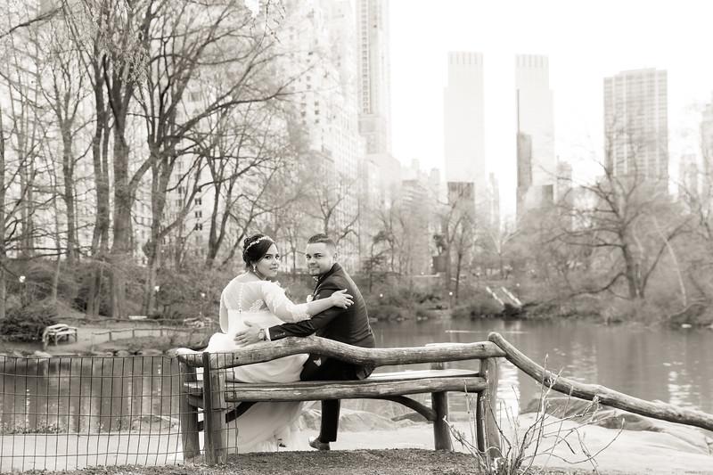Central Park Wedding - Ariel e Idelina-240