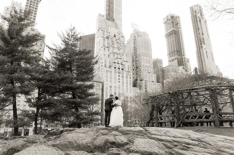 Central Park Wedding - Ariel e Idelina-213