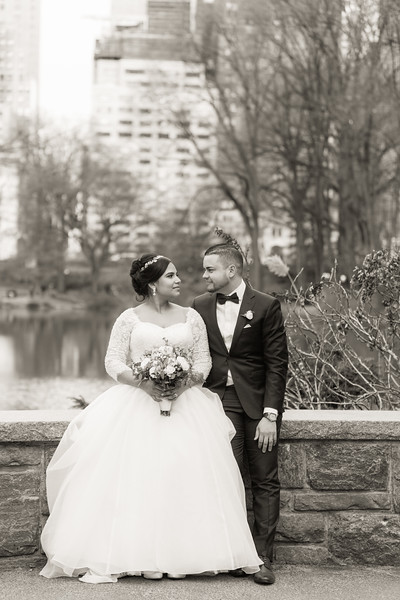 Central Park Wedding - Ariel e Idelina-224