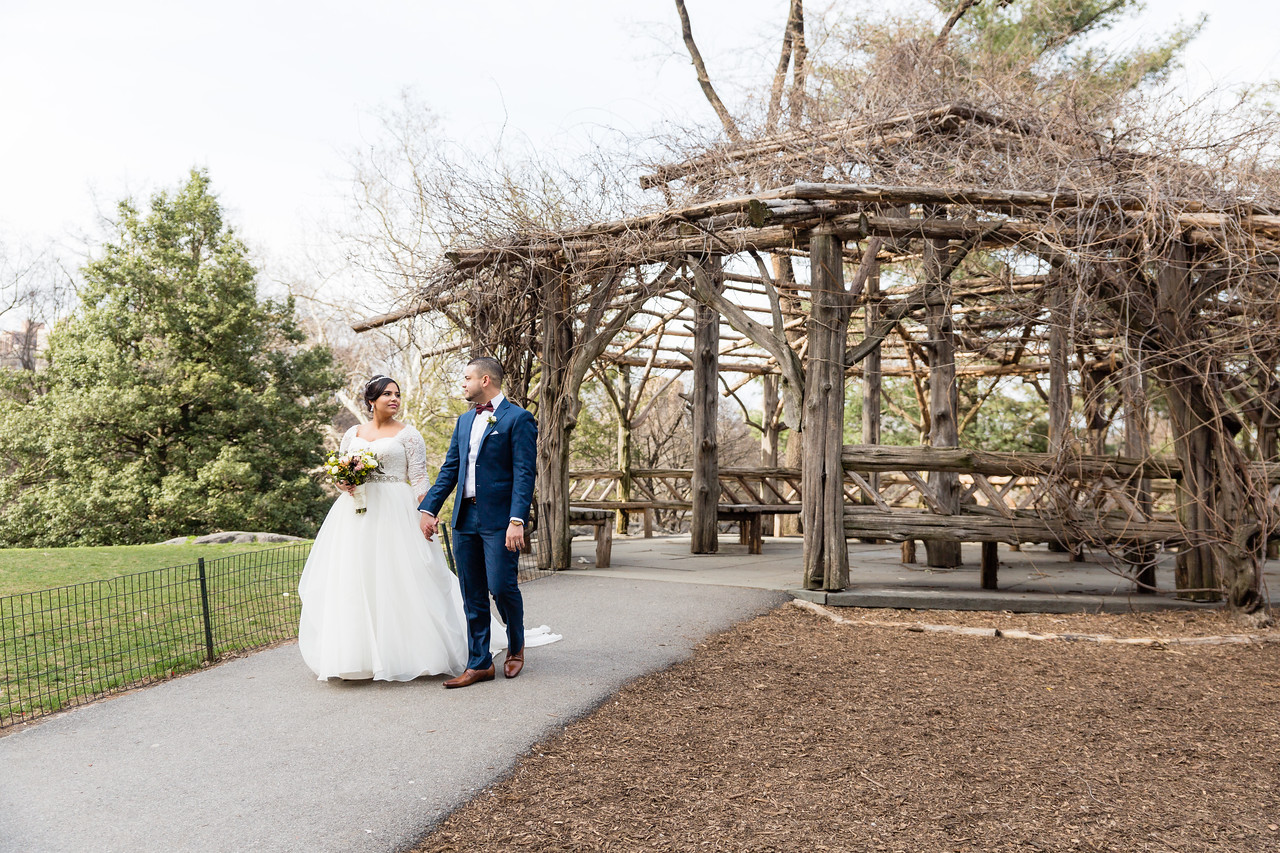 Central Park Wedding - Ariel e Idelina-201