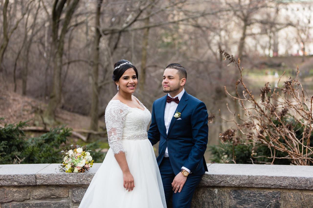 Central Park Wedding - Ariel e Idelina-227