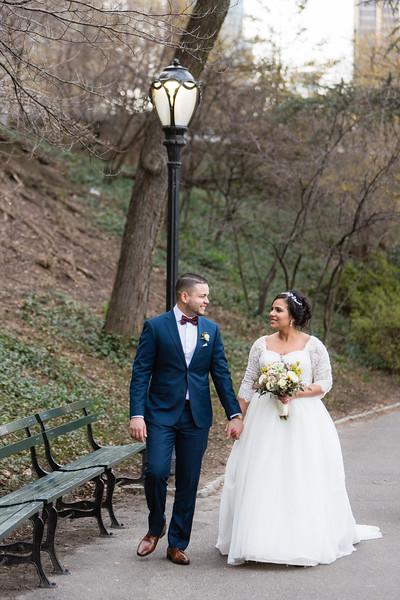 Central Park Wedding - Ariel e Idelina-233