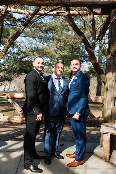 Central Park Wedding - Ariel e Idelina-95